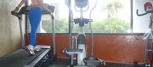 Earth Friendly Fitness Center