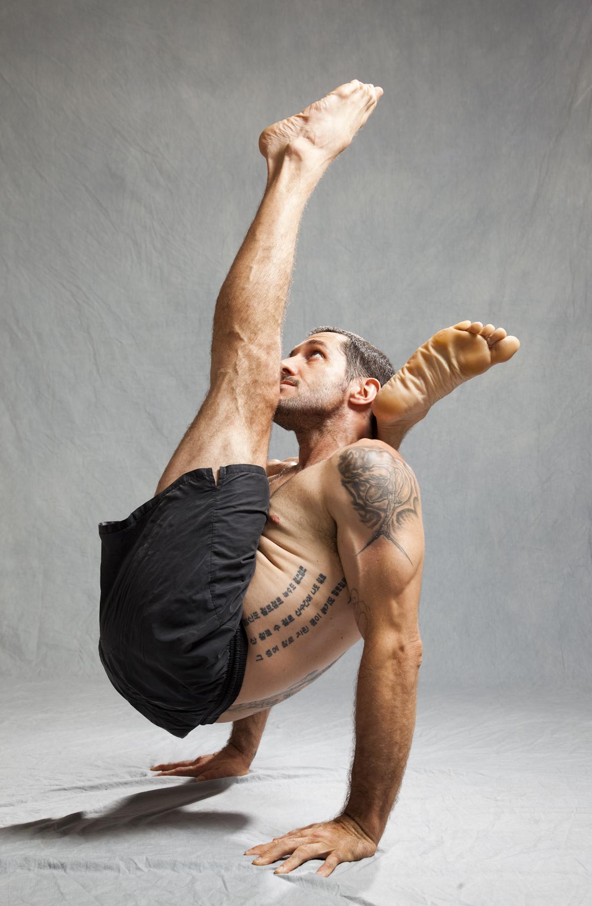 Patrick Nolan Yoga